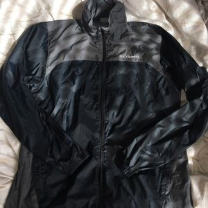 Men's Columbia Windbreaker Jacket
